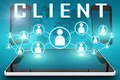 stock photo of clientele  - Client  - JPG