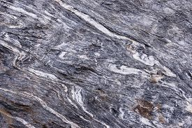 image of gneiss  - Close up of rock surface - JPG