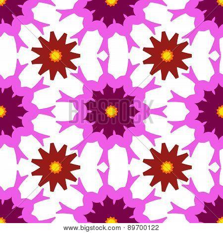 Purple burgundy pattern