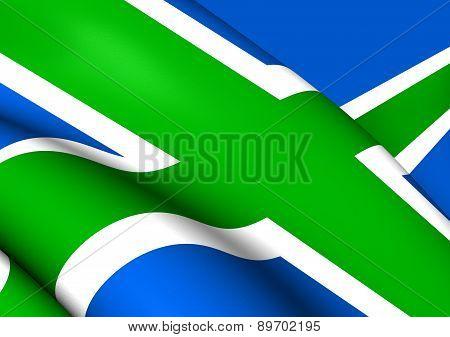 Flag Of Scottish Highlands