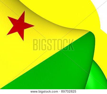 Flag Of Acre, Brazil.