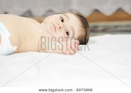 Relaxed Infant