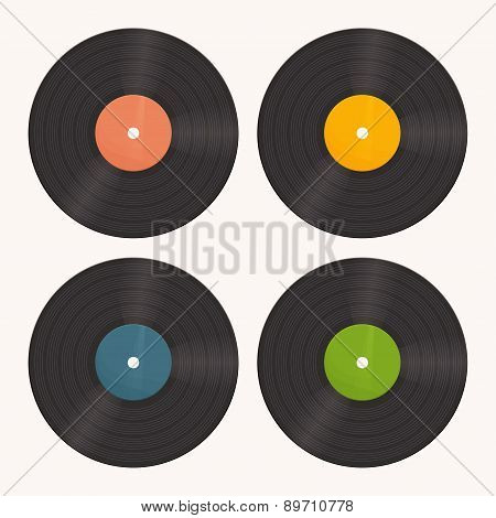 Set Vinyl