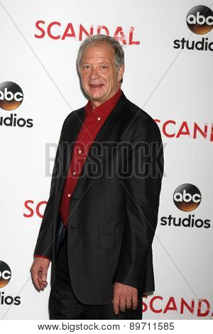 LOS ANGELES - MAY 1:  Jeff Perry at the