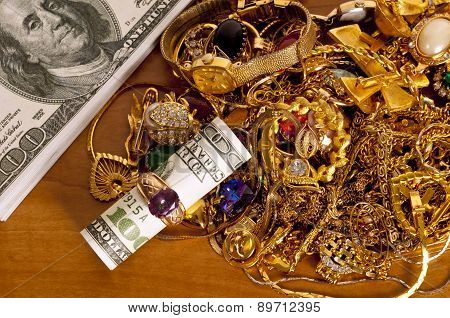Make Money Selling Your Gold Jewelry