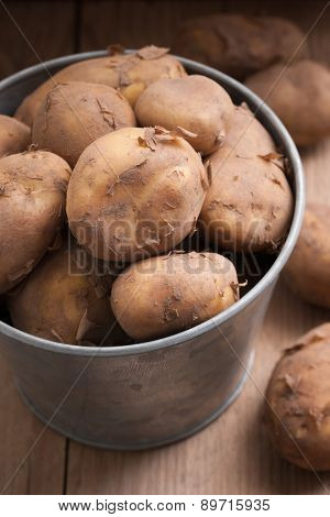 Jersey Royal New Potatoes