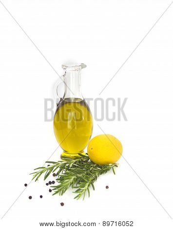 Lemon, Rosemary And Olive Oil