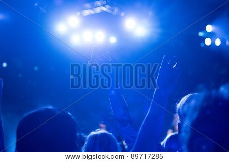 Raised Hands Concert