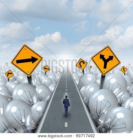 Lightbulb Road