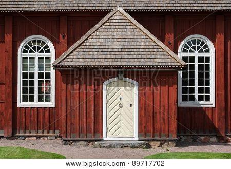 Traditional Swedish architecture