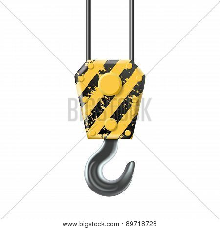 Vector Industrial Hook
