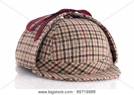 British Deerhunter Or Sherlock Holmes Cap
