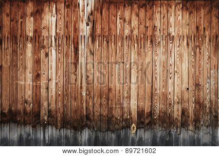 old dirty wooden texture, vector