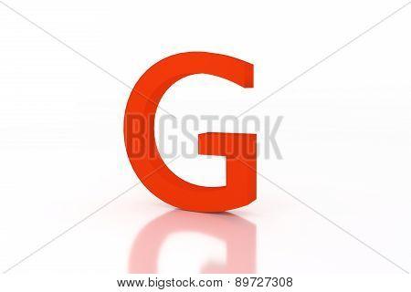 G Letter Green Energy Efficiency