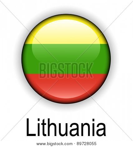 lithuania state flag