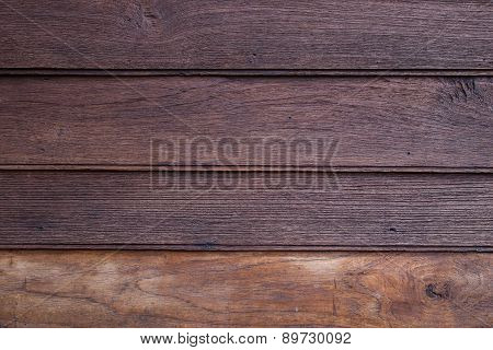 Wood Wall Weathered Texture Background