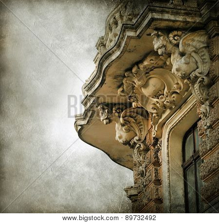 Architectural fragment