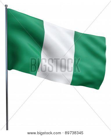Nigeria Flag Image