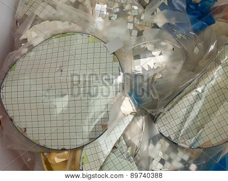 Silicon Wafer Scrap