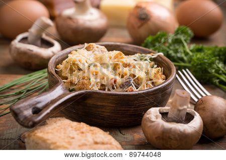 Bread Souffle