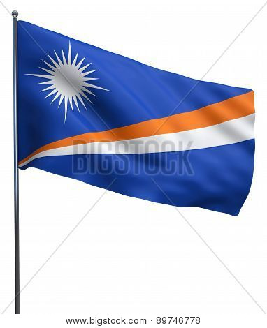 Marshall Islands Flag Image