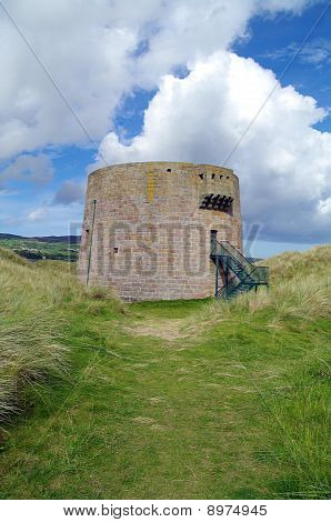 Magilligan Point Martello tower