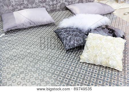 Luxury bed