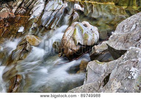 Bruar Falls, Highlands, Scotland