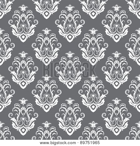 Seamless texture wallpapers in the style of Baroque . Can be used for backgrounds and page fill web