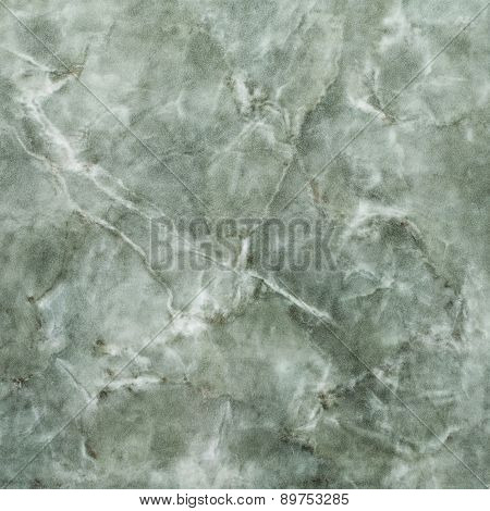 high quality green colored marble tile , close up