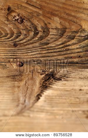 background of wooden boards, brown texture old
