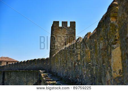Protective Wall