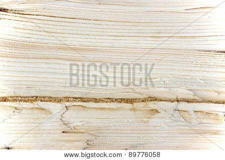 The texture of the wood. Background