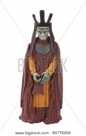 Nute Gunray Action Figure