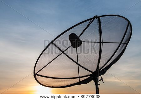 A Satellite Dish