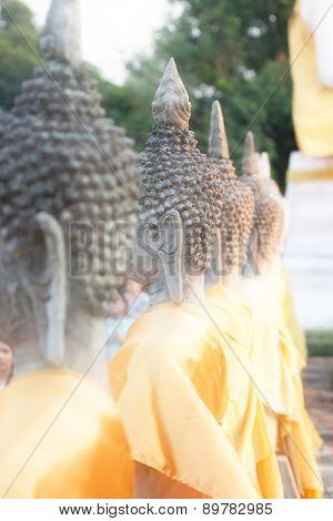 Back buddhism image