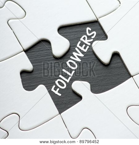 Followers Puzzle