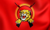 picture of tamil  - 3D Flag of Tamil Eelam - JPG