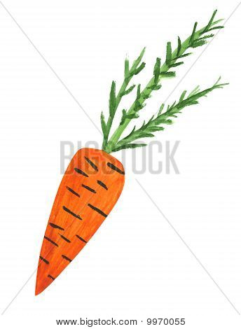 Painted Carrot
