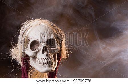 Grim Reaper Skull