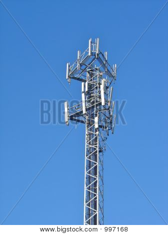 Antenna In Blue Sky 2