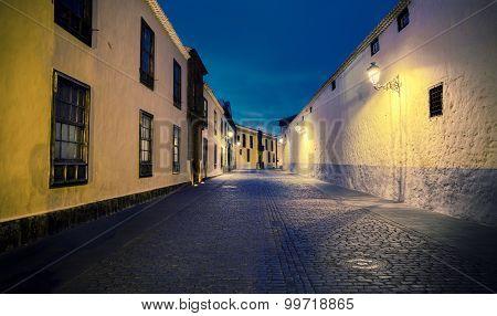 La Laguna By Night