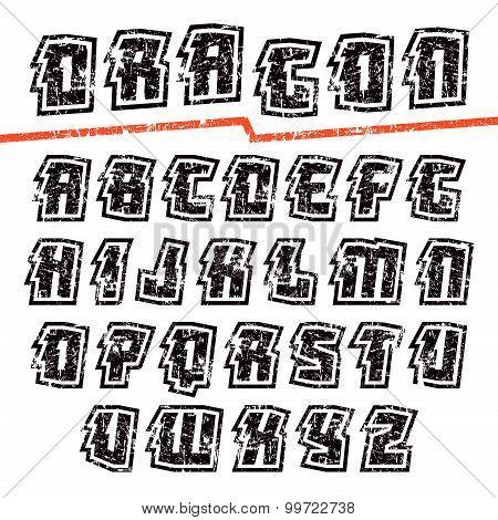 Decorative Sans Serif Font