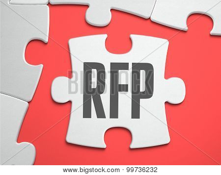 RFP - Puzzle on the Place of Missing Pieces.