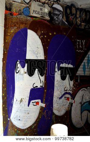 Graffiti Vandalism Or Urban Art