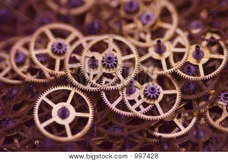 A Lot Of Little Gearwheels