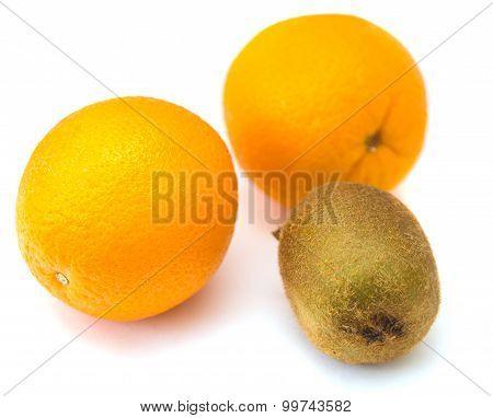 Oranges And Kiwi