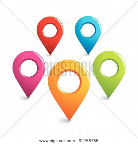 Location Symbols
