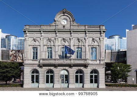 European Parliament Information Office In Brussels