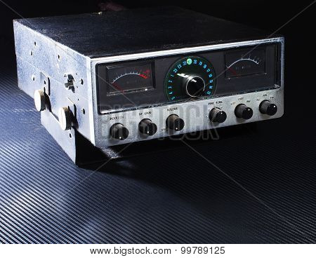 Old Two Way Radio